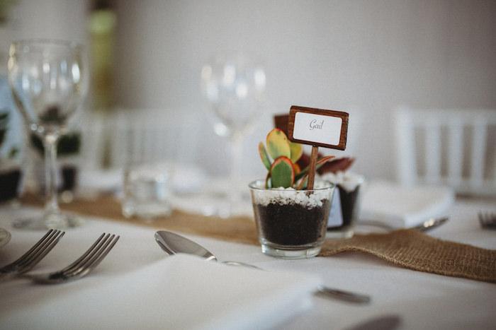 Modern Country Wedding on Kara's Party Ideas | KarasPartyIdeas.com (27)
