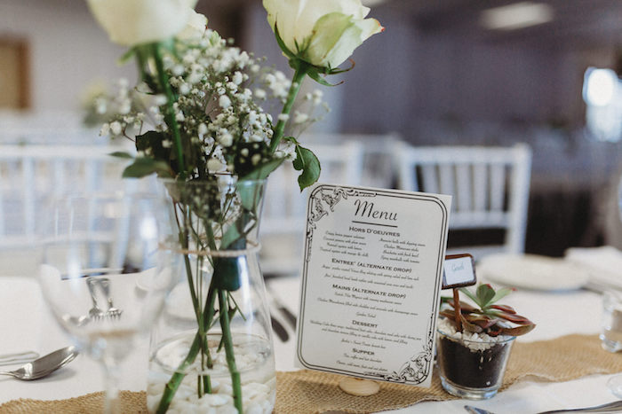 Modern Country Wedding on Kara's Party Ideas | KarasPartyIdeas.com (26)