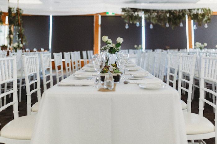 Modern Country Wedding on Kara's Party Ideas | KarasPartyIdeas.com (25)