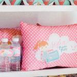 Pajama Slumber Party on Kara's Party Ideas | KarasPartyIdeas.com (1)