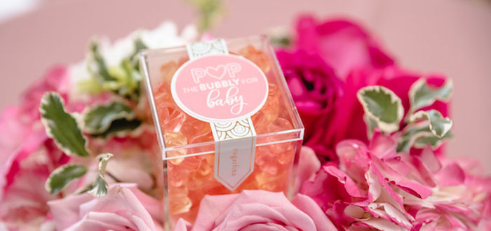 Pretty in Pink Baby Shower on Kara's Party Ideas | KarasPartyIdeas.com (3)