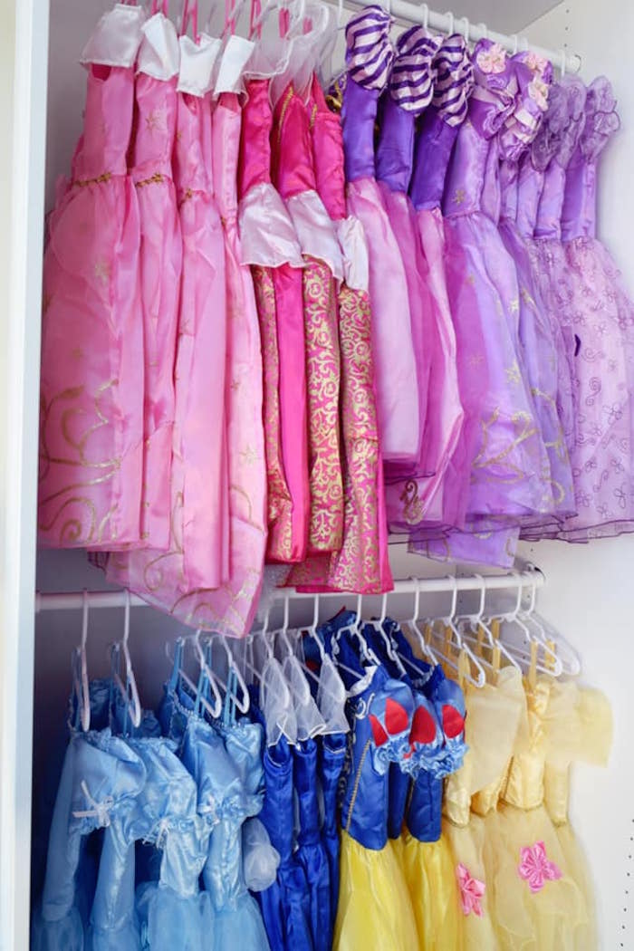 Princess Dress-Up Birthday Party on Kara's Party Ideas | KarasPartyIdeas.com (16)