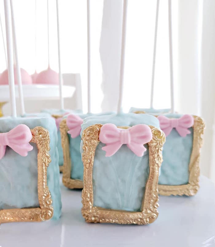 Princess Dress-Up Birthday Party on Kara's Party Ideas | KarasPartyIdeas.com (14)