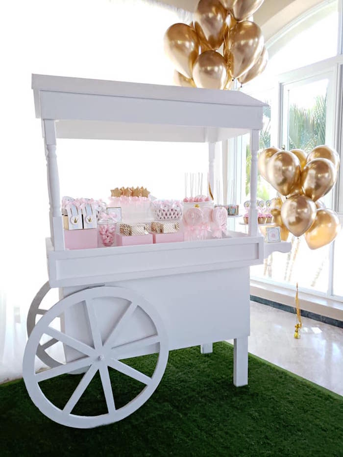 Princess Dress-Up Birthday Party on Kara's Party Ideas | KarasPartyIdeas.com (12)