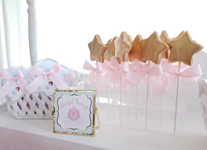 Princess Dress-Up Birthday Party on Kara's Party Ideas | KarasPartyIdeas.com (11)