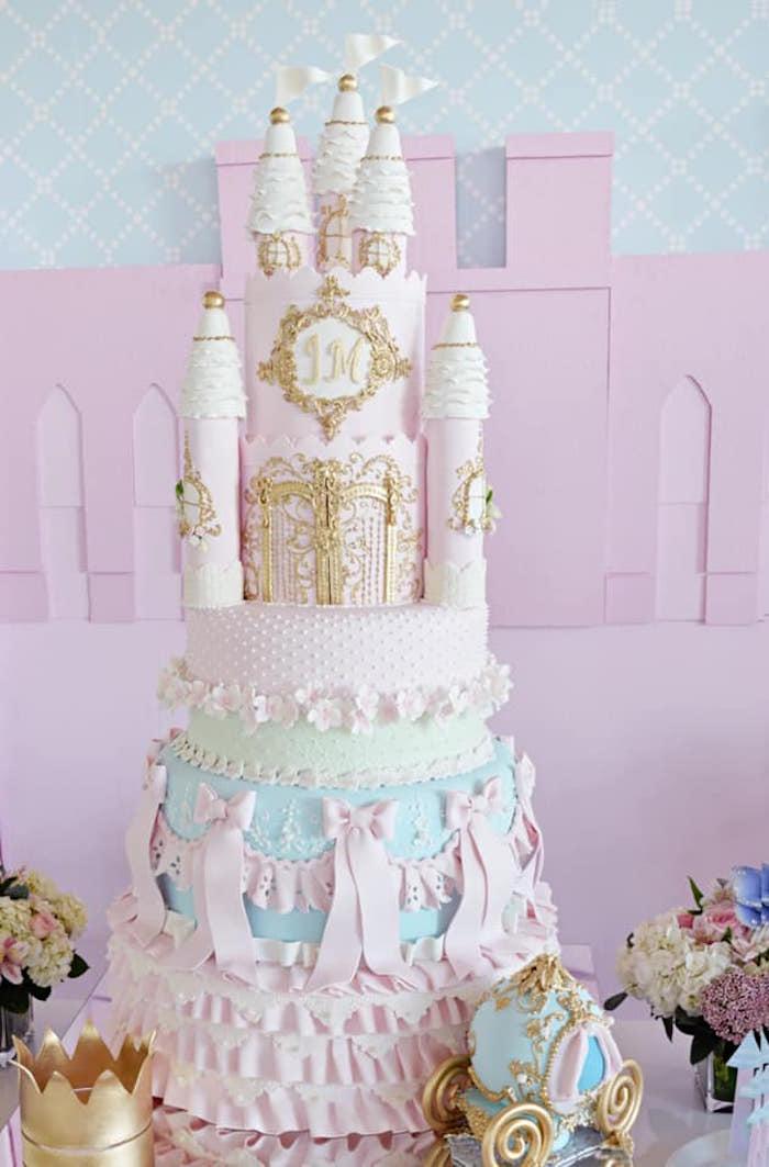Princess Dress-Up Birthday Party on Kara's Party Ideas | KarasPartyIdeas.com (8)