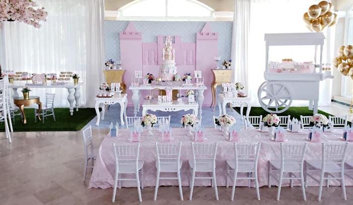 Princess Dress-Up Birthday Party on Kara's Party Ideas | KarasPartyIdeas.com (26)