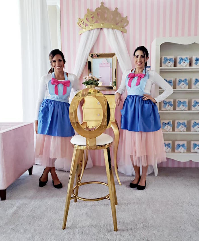 Princess Dress-Up Birthday Party on Kara's Party Ideas | KarasPartyIdeas.com (7)