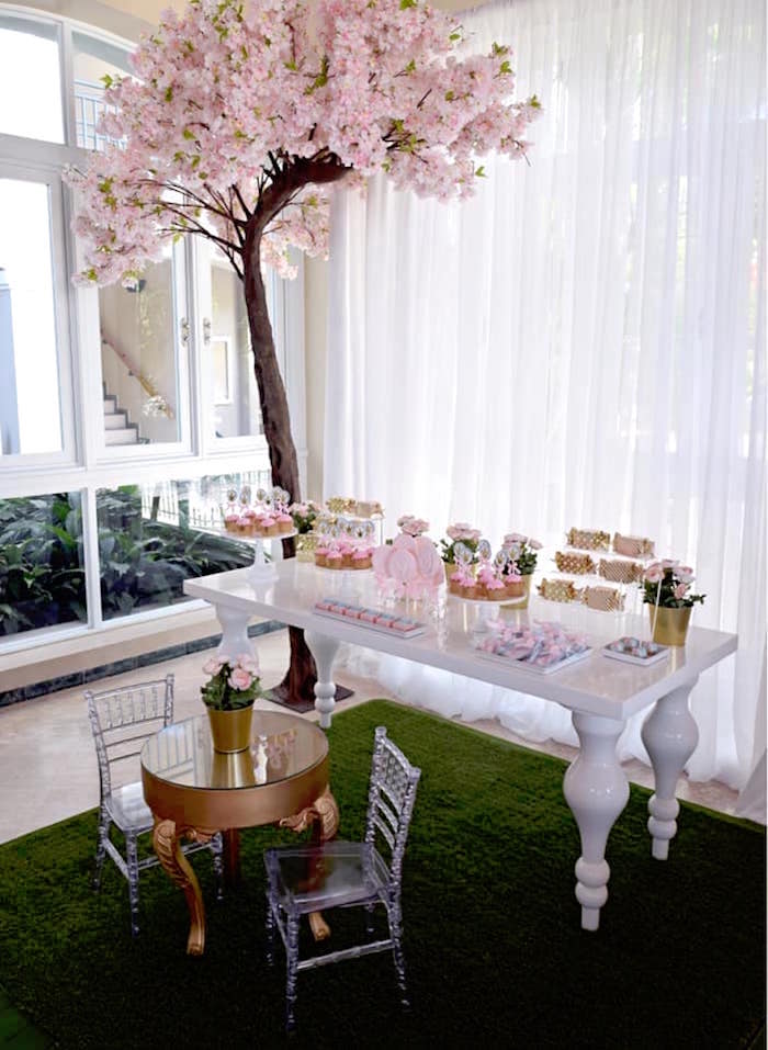 Princess Dress-Up Birthday Party on Kara's Party Ideas | KarasPartyIdeas.com (4)