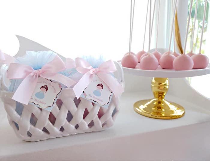 Princess Dress-Up Birthday Party on Kara's Party Ideas | KarasPartyIdeas.com (25)