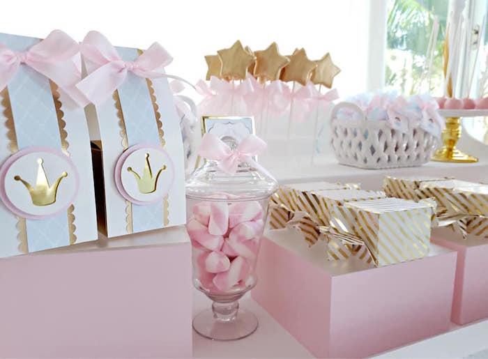 Princess Dress-Up Birthday Party on Kara's Party Ideas | KarasPartyIdeas.com (24)