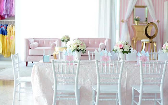 Princess Dress-Up Birthday Party on Kara's Party Ideas | KarasPartyIdeas.com (20)