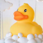Rubber Duck Birthday Party on Kara's Party Ideas | KarasPartyIdeas.com (1)