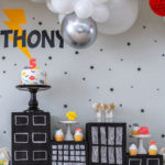 Superhero Birthday Party on Kara's Party Ideas | KarasPartyIdeas.com (3)