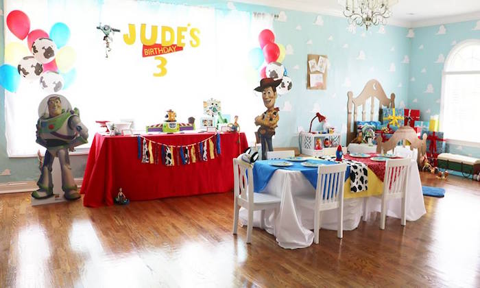 Toy Story Birthday Party on Kara's Party Ideas | KarasPartyIdeas.com (23)