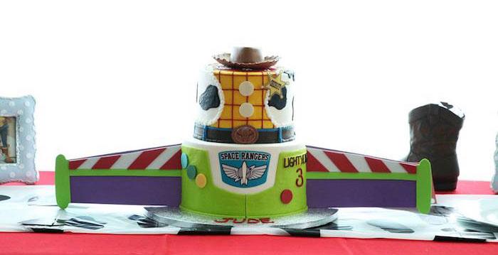 Toy Story Birthday Party on Kara's Party Ideas   KarasPartyIdeas.com (1)