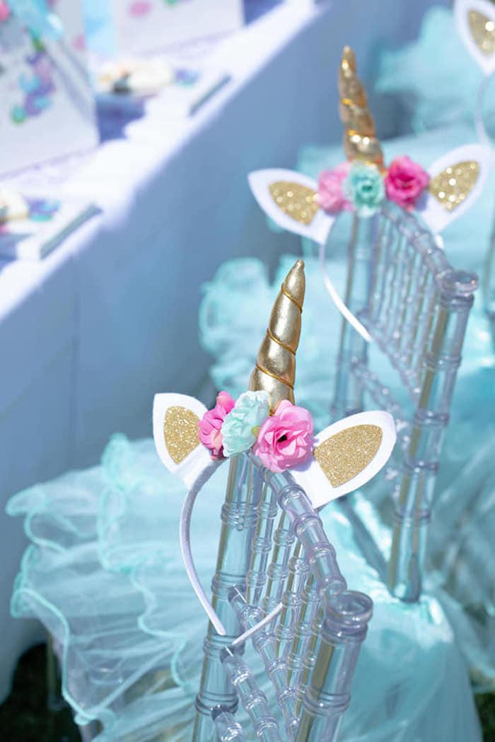 Kara S Party Ideas Unicorns And Mermaids Birthday Party