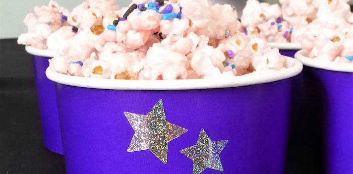 Twinkling Star Galaxy Party on Kara's Party Ideas | KarasPartyIdeas.com