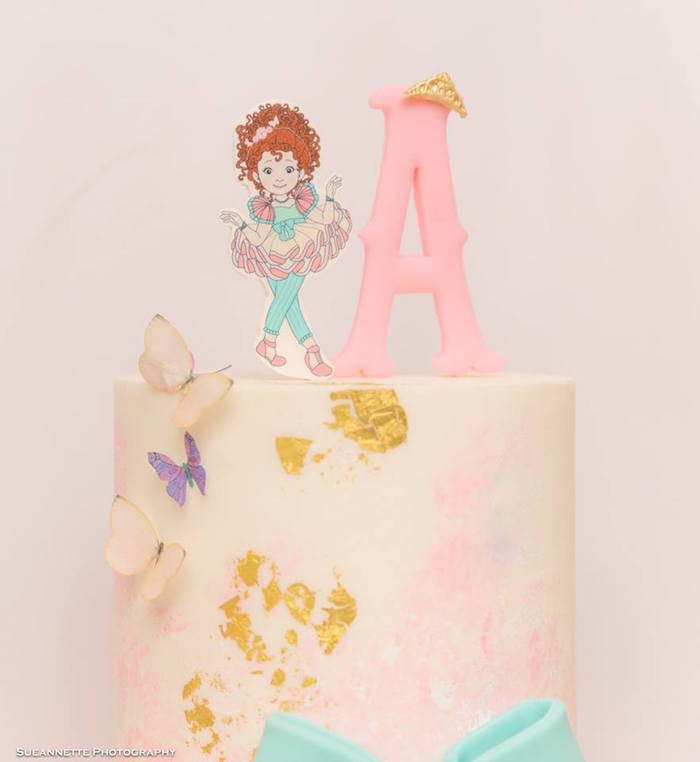 Enjoyable Karas Party Ideas Fancy Nancy Birthday Party Karas Party Ideas Funny Birthday Cards Online Barepcheapnameinfo