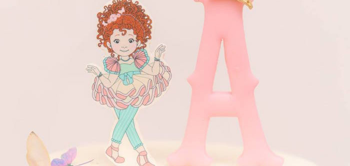 Fancy Nancy Birthday Party on Kara's Party Ideas | KarasPartyIdeas.com (3)
