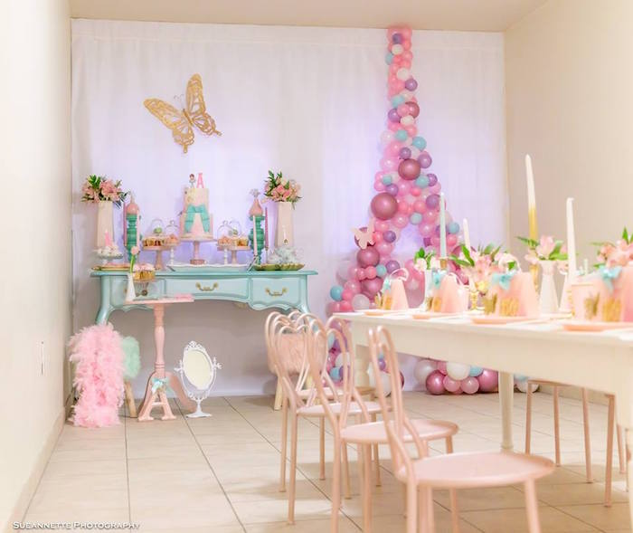 Fancy Nancy Birthday Party on Kara's Party Ideas | KarasPartyIdeas.com (31)