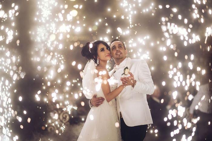 Glamorous Luxury Lebanese Wedding on Kara's Party Ideas | KarasPartyIdeas.com (8)