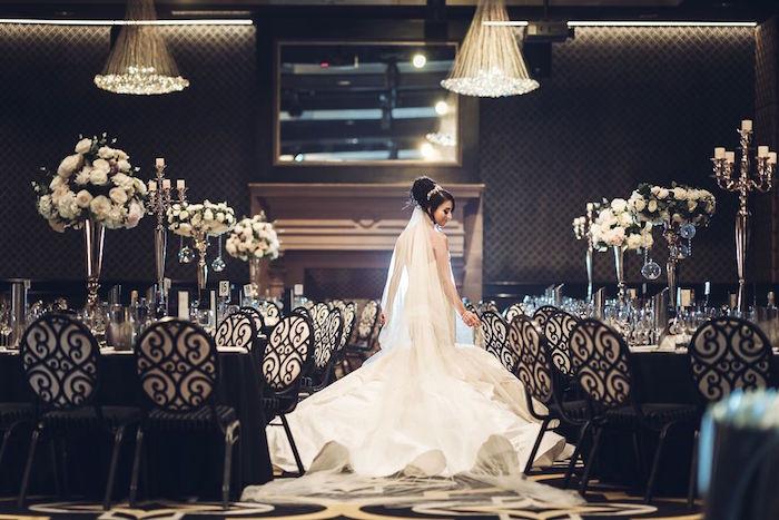 Glamorous Luxury Lebanese Wedding on Kara's Party Ideas | KarasPartyIdeas.com (5)
