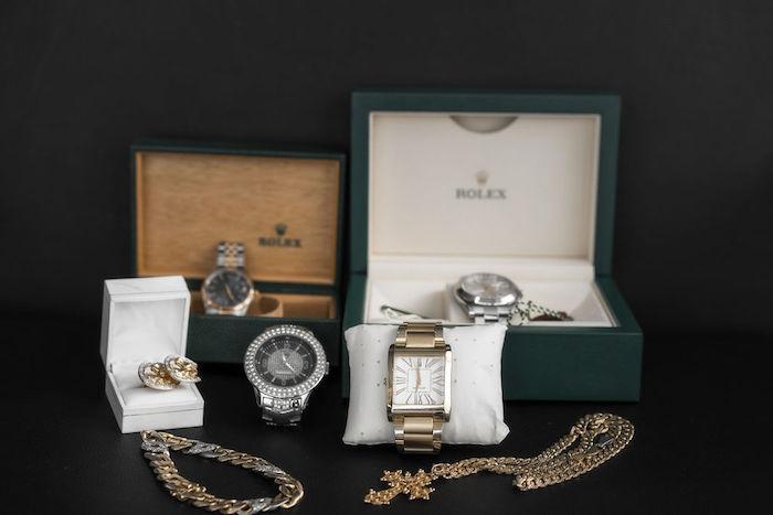 Groom's Jewelry from a Glamorous Luxury Lebanese Wedding on Kara's Party Ideas | KarasPartyIdeas.com (23)