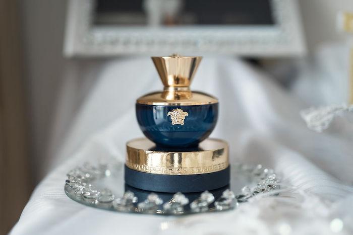 Cologne from a Glamorous Luxury Lebanese Wedding on Kara's Party Ideas | KarasPartyIdeas.com (22)