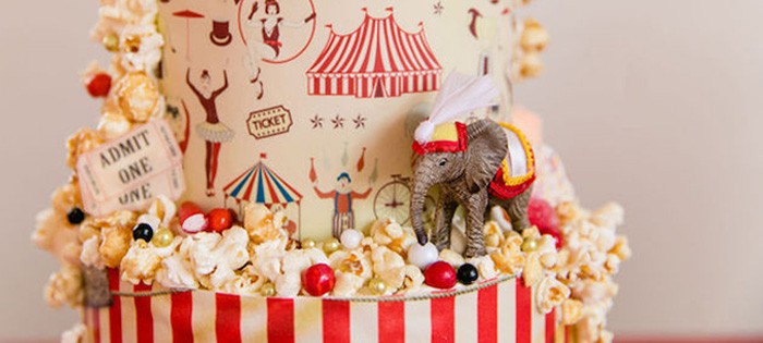 Greatest Showman Circus Birthday Party on Kara's Party Ideas | KarasPartyIdeas.com (4)