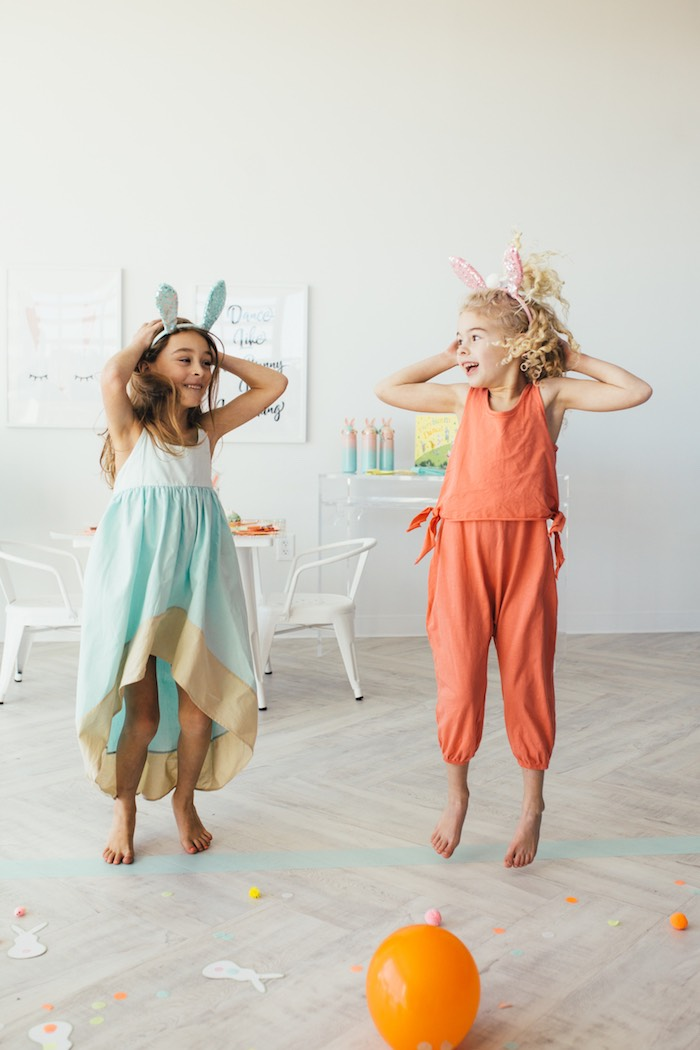 Hip Hop Easter Dance Party Play Date on Kara's Party Ideas | KarasPartyIdeas.com (24)