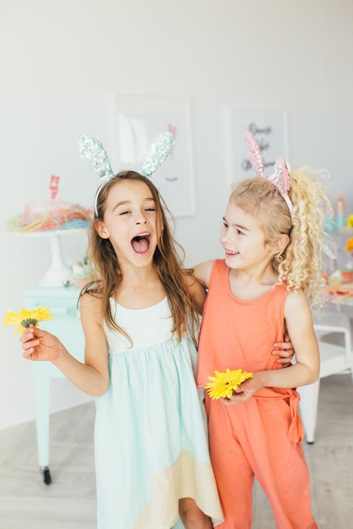 Hip Hop Easter Dance Party Play Date on Kara's Party Ideas | KarasPartyIdeas.com (20)
