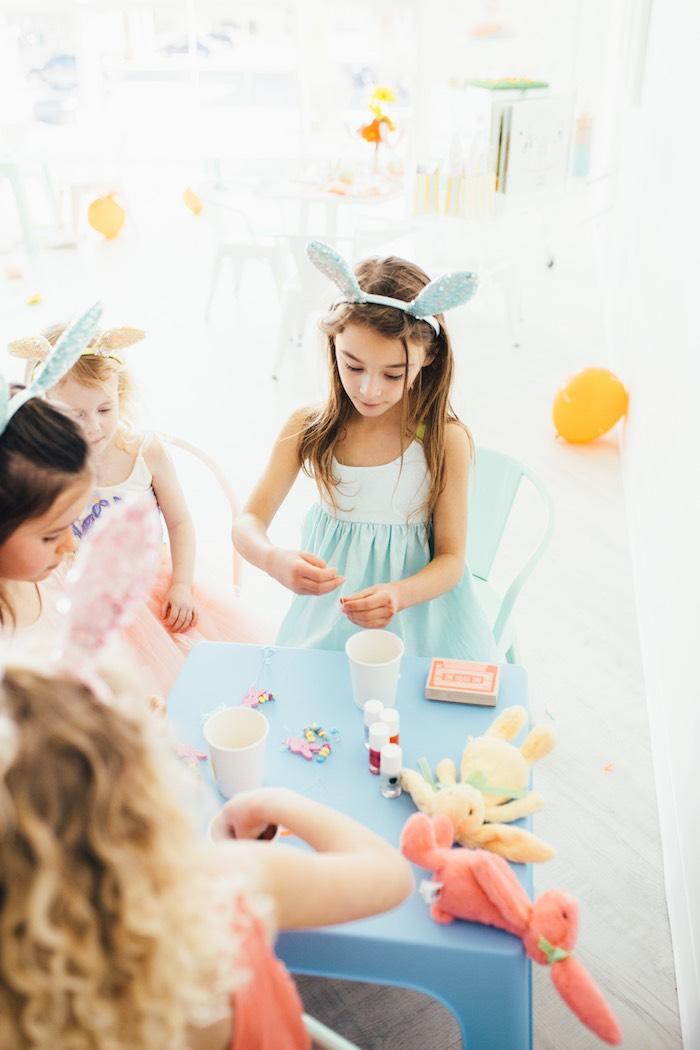 Hip Hop Easter Dance Party Play Date on Kara's Party Ideas | KarasPartyIdeas.com (17)