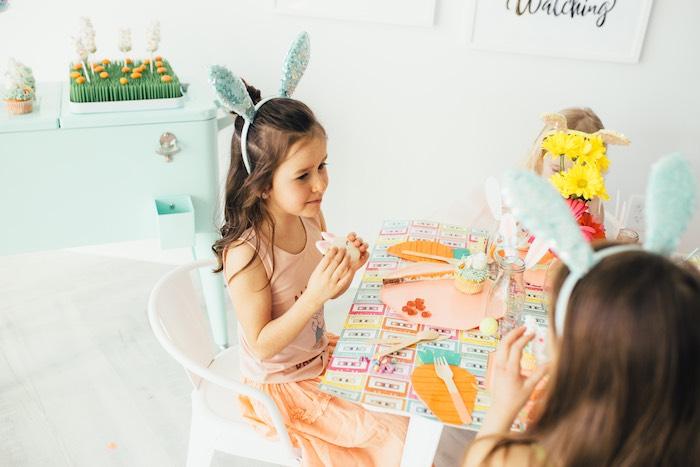 Hip Hop Easter Dance Party Play Date on Kara's Party Ideas | KarasPartyIdeas.com (14)