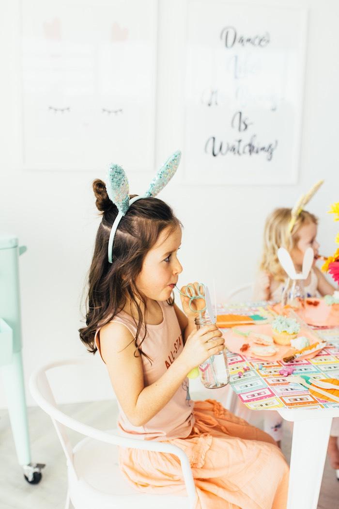 Hip Hop Easter Dance Party Play Date on Kara's Party Ideas | KarasPartyIdeas.com (11)