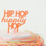 Hip Hop Easter Dance Party Play Date on Kara's Party Ideas | KarasPartyIdeas.com (2)
