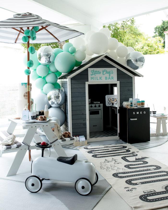 Little Chef Milk Bar Party on Kara's Party Ideas | KarasPartyIdeas.com (27)