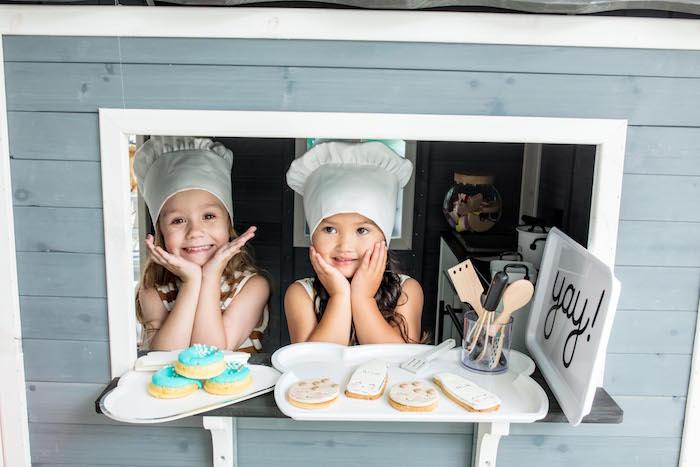 Little Chef Milk Bar Party on Kara's Party Ideas | KarasPartyIdeas.com (15)