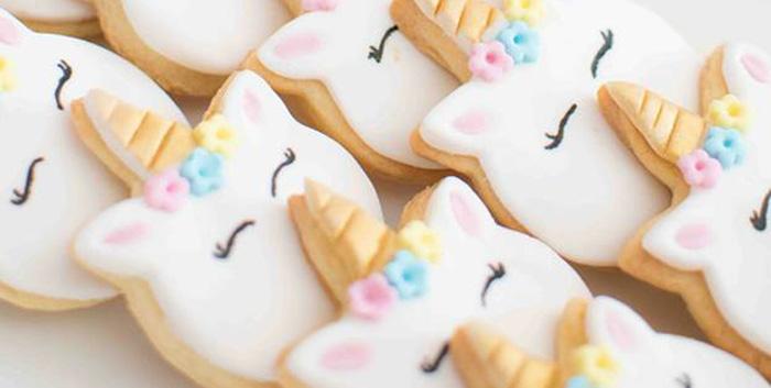 Magical Unicorn Birthday Party on Kara's Party Ideas | KarasPartyIdeas.com (4)