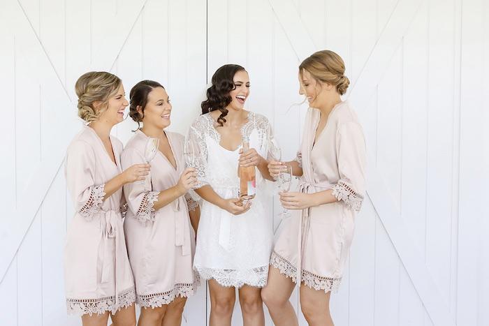 Minimal & Elegant Oceanside Wedding on Kara's Party Ideas | KarasPartyIdeas.com (38)