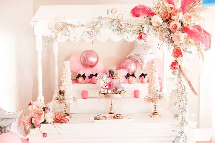 Modern Classic Circus Party on Kara's Party Ideas | KarasPartyIdeas.com (32)