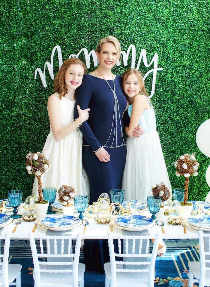 Mommy & Me Garden Party on Kara's Party Ideas | KarasPartyIdeas.com (15)