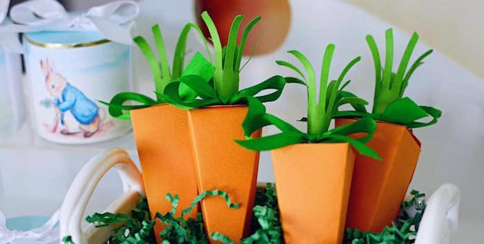 Peter Rabbit Birthday Party on Kara's Party Ideas | KarasPartyIdeas.com (3)