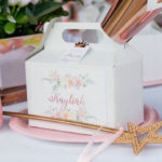 Rose Gold Princess Party on Kara's Party Ideas | KarasPartyIdeas.com (3)