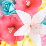 Sweet Flamingo Summer Birthday Party on Kara's Party Ideas | KarasPartyIdeas.com (2)