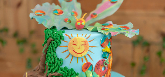 The Hungry Caterpillar Inspired Birthday Party on Kara's Party Ideas | KarasPartyIdeas.com (5)