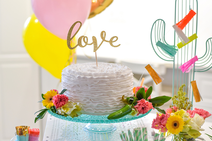 Vibrant Fiesta Engagement Party on Kara's Party Ideas | KarasPartyIdeas.com (27)