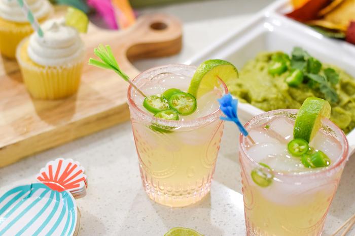 Vibrant Fiesta Engagement Party on Kara's Party Ideas | KarasPartyIdeas.com (20)