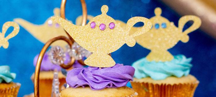 Aladdin Birthday Party on Kara's Party Ideas | KarasPartyIdeas.com (5)