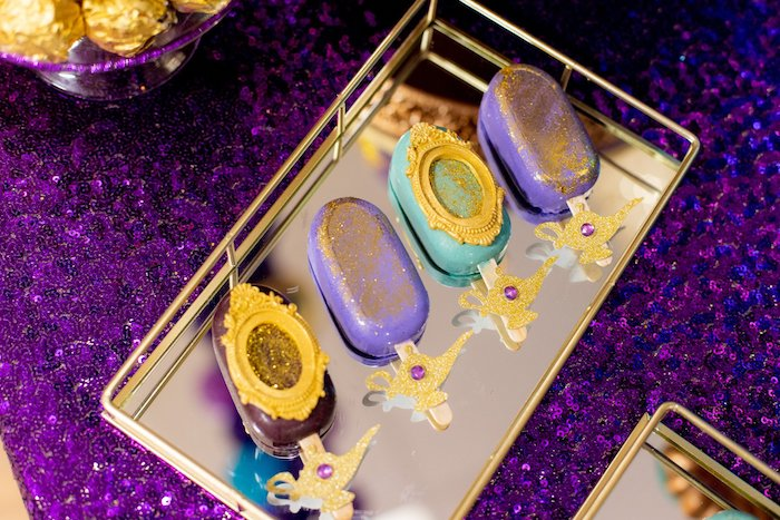 Kara S Party Ideas Aladdin Birthday Party Kara S Party Ideas